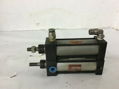 Tiny Tim Assorted Pneumatic Cylinder Lot Of 3