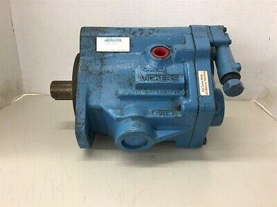 Vickers Pvb29 Rs 20 C 11 Hydraulic Piston Pump