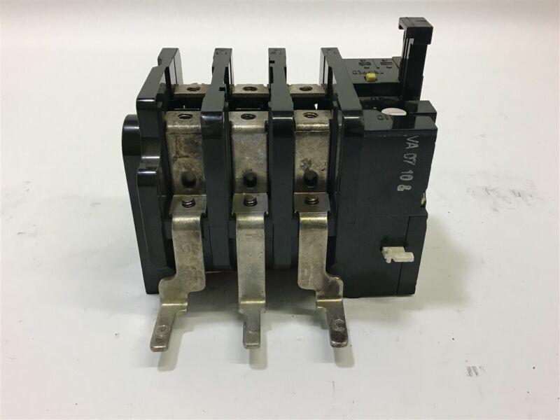 General Electric NEMA B600 Overload Relay