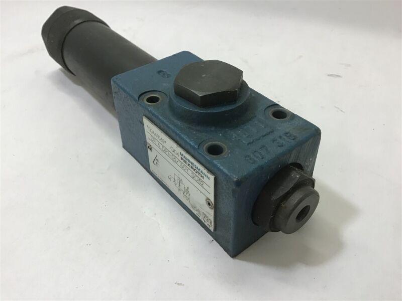 Rexroth DR 6 DP1-53/150Y SO52 Pressure Reducing Valve 00441069 Q04