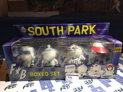 Mezco Toyz South Park Boy Band Deluxe Boxed Set (Mezco South Park Boy Band Deluxe Set)