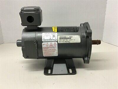 Baldor Cdp3310 .25 Hp Dc Motor 90 Arm Volts 1750 Rpm 56c Frame