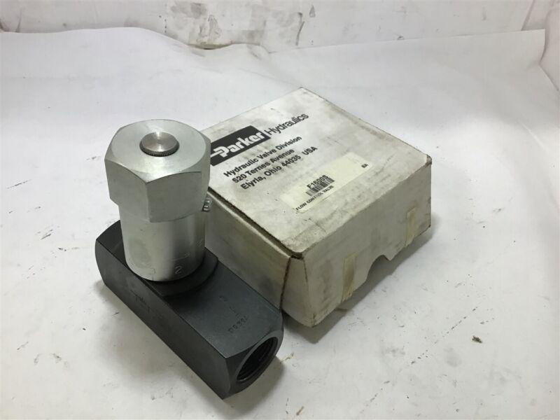 Parker F1600S Flow Control Valve 3000 Psi