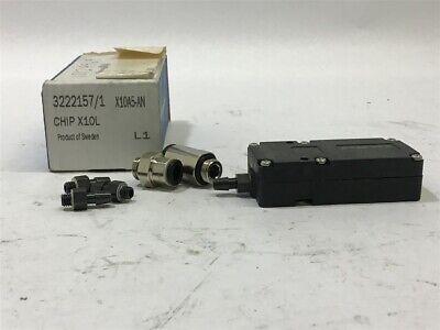 Piab X10l X10a5-an Mini Vacuum Pump
