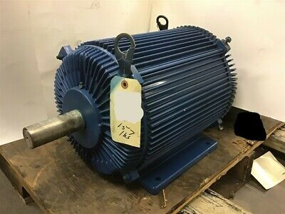 Us Electric 15 Hp Ac Motor 230460 Volts 254t Frame