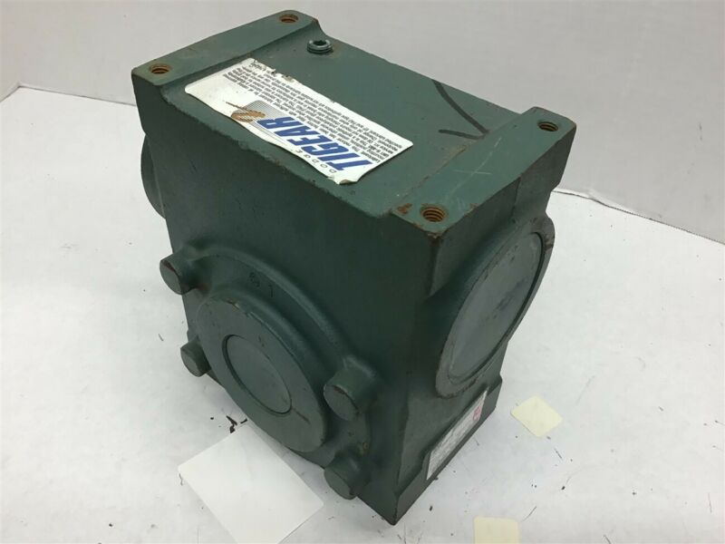 Dodge 26S10L Tigear-2 Gear Reducer 10:1 Ratio 1750 Rpm Left Shaft