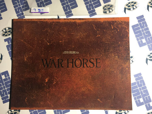 Steven Spielberg's War Horse Full Color Press Book (2011)