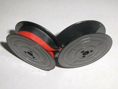 1 Olivetti Lettera Typewriter Ribbon - Black Red Ink Free Shipping