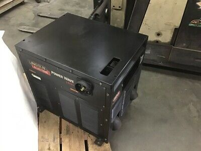 Lincoln Electric K2669-1 Power Wave I400 Robotic Weld Power Source 60 Hz