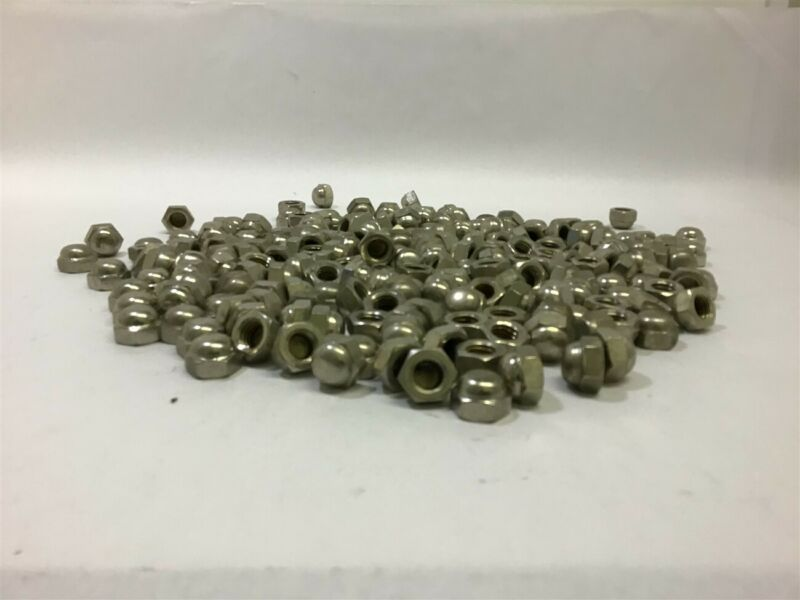 215 PCS Acorn Hex Nuts 1/2-13