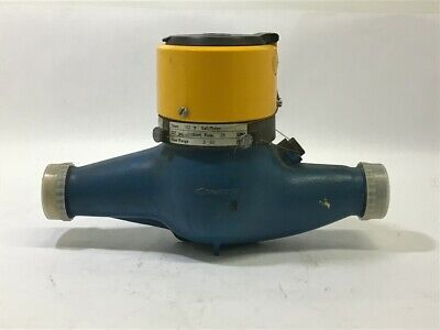 Niagara Typ 420 Mtx Turbine Flowmeter 1 227 Psi