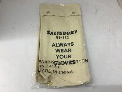Salisbury Gb112 Glove Bag Back Belt Clip