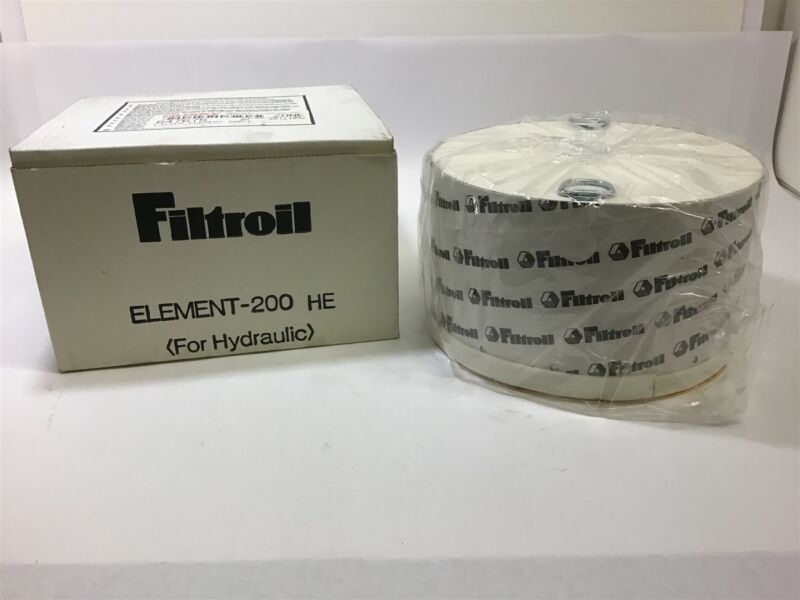 Filtroil Element-200 HE Hydraulic Filter Element Husky 647675