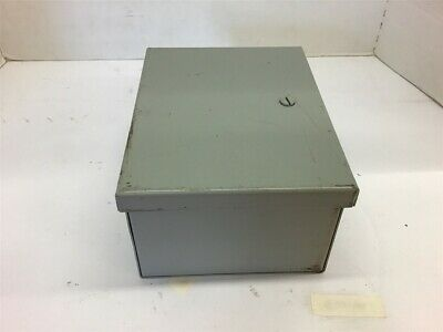 Wiegmann Electrical Box 8x6x4