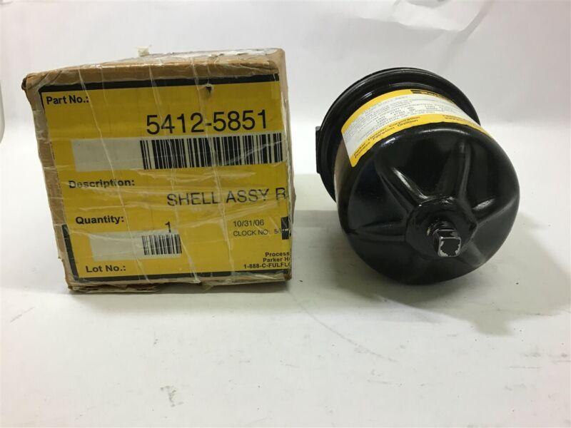 Parker 5412-5851 Shell Assembly B4SD