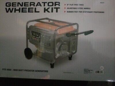 Generator 8 In. Never-flat Generator Wheel Kit