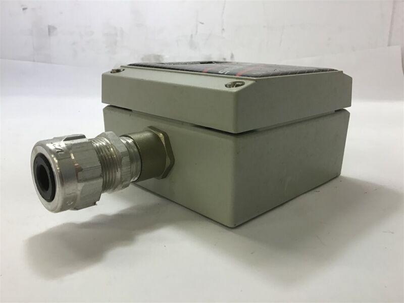 Sierra 640S-Naa-L18-M8-En4-P2-V4-Dd-8 Mass Flow Meter Natural Gas