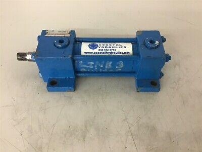Atos Ck-4018x70-e008-22 Pneumatic Cylinder 40mm Bore 18 Mm Ram 70 Mm Stroke