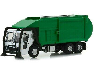 Greenlight 1/64 SD Trucks S6 2019 MACK LR Refuse Garbage Trash Truck 45060C