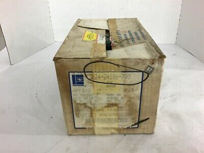 Ge K55hxlcz-3630 12 Hp Ac Motor 208230 Volts 1000 Rpm 3 Spd Single Phase