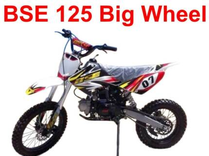 NEW DIRT BIKE..125cc BIG WHEEL... Capalaba Brisbane South East Preview