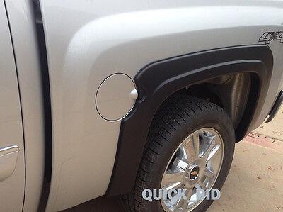 2007-2013 Chevrolet Silverado 1500 Crew Cab Factory OE Style Fender Flares