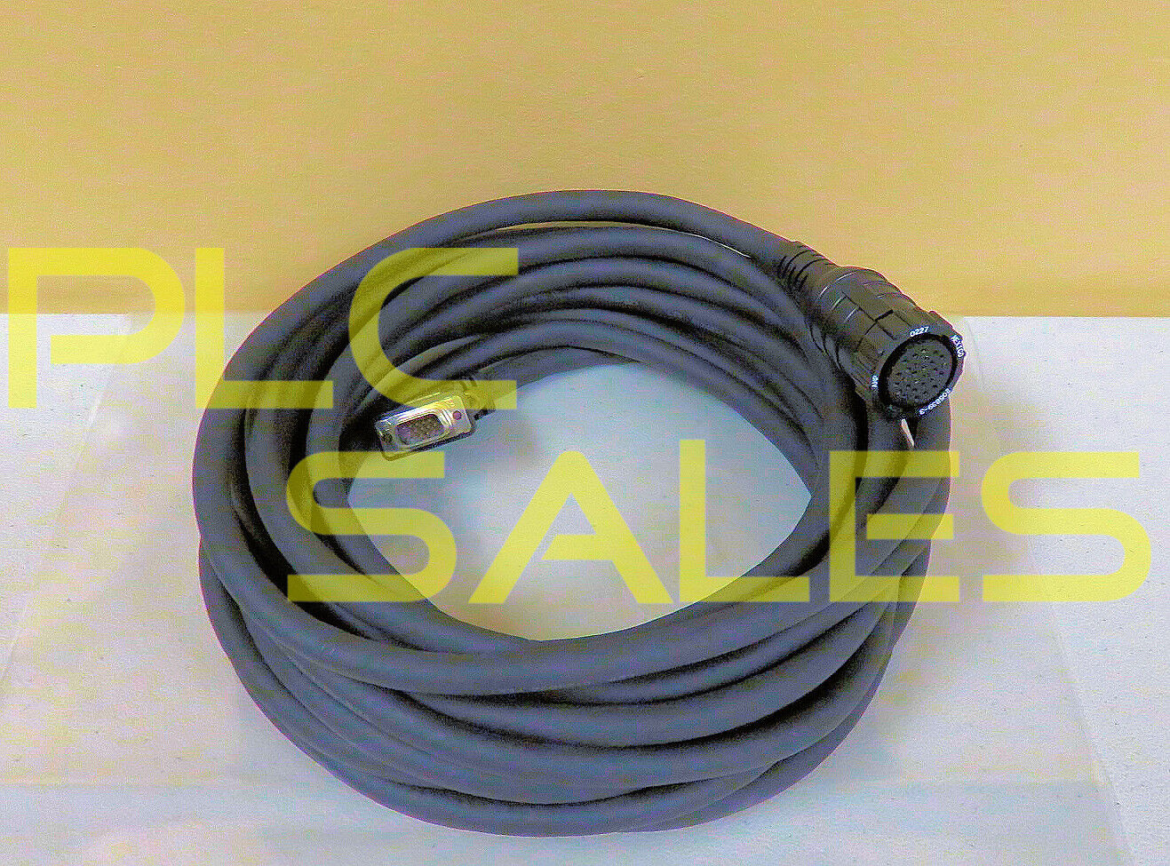 Allen Bradley 2090 Uxnfby S09 Y Series Motor Feedback Cable Hawkeye Ct Wiring Diagram 1 2