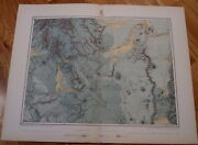 Antique New Mexico Map