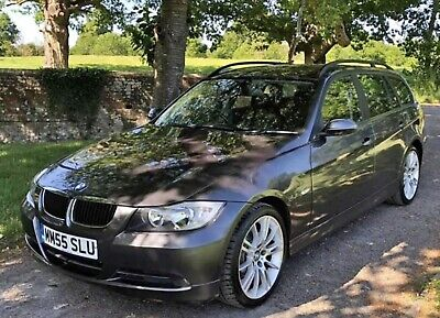 2006 BMW 320i 3 Series Touring Estate Petrol Rare Automatic Only 105,000 Miles!!