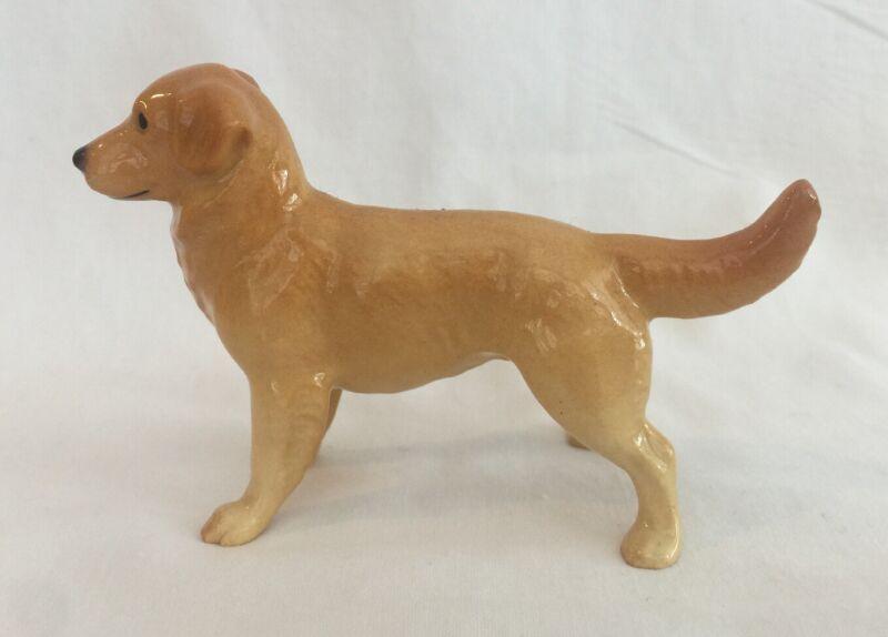 Hagen Renaker Pottery Golden Retriever Dog
