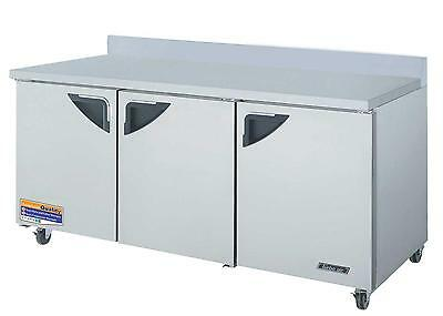 Turbo Air 72 Commercial Worktop Refrigerator Twr-72sd