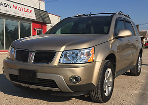 IMMACULATE! 2006 PONTIAC TORRENT AWD FULLY LOADED!! LOW KM