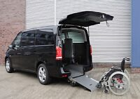 Wheelchair accessible transport in HRM
