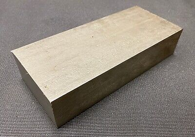 2 Thickness 304 Stainless Steel Flat Bar Stock 2 X 4 X 9.25 Length