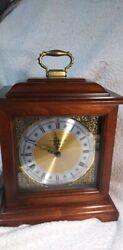 Howard Miller 612-588 Graham Model Mantel Clock with Westminster Chimes