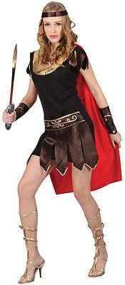 Centuria Römische Gladiatorin Kostüm NEU - Damen Karneval Fasching Verkleidung K