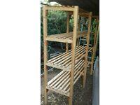 Shelving/racking/storage/garage/shed/workshop