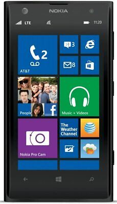 Nokia Lumia 1020 - 32GB - Matte Black (AT&T) 41MP Camera