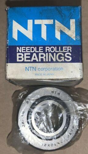 New Ntn Bearing Hl-a- Natr17x40x21px1 ( S16520a )