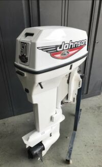 50 Johnson Outboard Motor 2000 Model