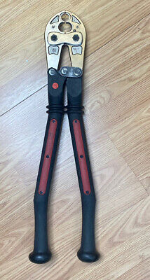 Burndy Md7 Compression Electrical Crimping Lineman Tool