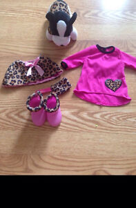 American girl MyLife outfit