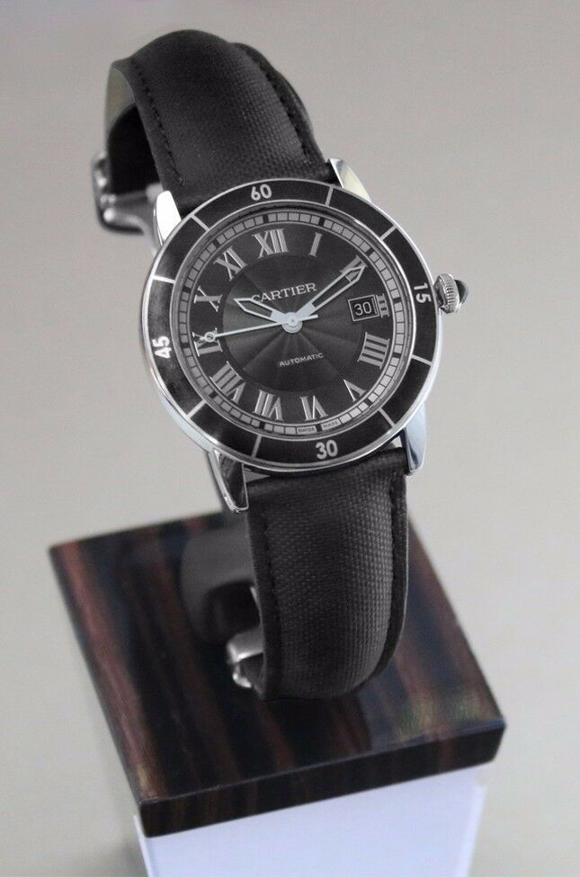 Men's Cartier Ronde Croisiere Watch