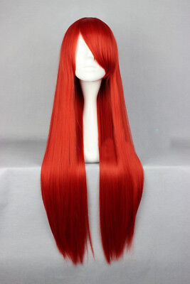 Fairy Tail Erza Scarlet Cosplay Wig for - Red Wigs For Sale