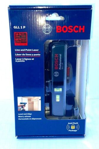 Bosch GLL1P Line and Point Laser