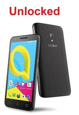 Unlocked Vodafone Alcatel U5 4G Smartphone  All Carriers
