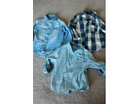 Boys tops and trousers 12-18months from Next/baby gap/tesco