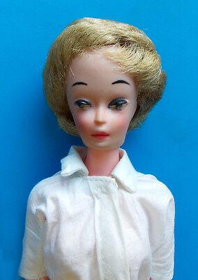 "1962 DOCTOR BEN CASEY 11"" Bing Crosby doll -- JEANNE BATES -- NURSE WILLS"