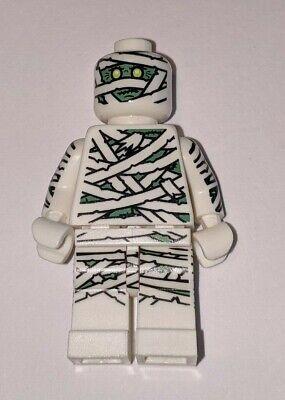 Lego Monster Fighters MUMMY MINIFIG Halloween Zombie Head 9462 Minifigure Figure