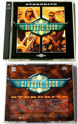 CLASSIC ROCK Overdrive / Cult, Thunder, Poison,... Time Life DO-CD